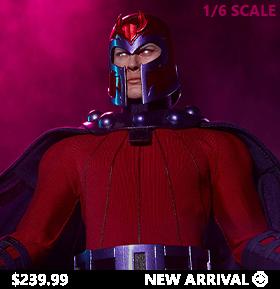 Marvel Magneto 1/6 Scale Figure