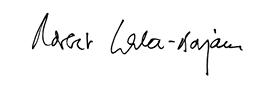 Unterschrift: Norbert Walter-Borjans