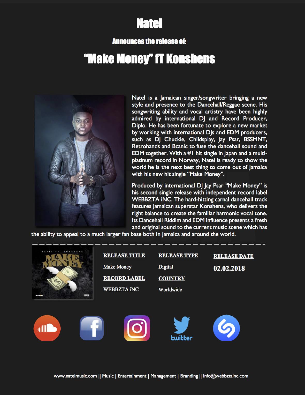 Natel Press Release