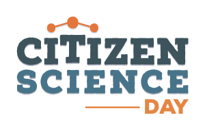 citizen science day logo