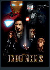 Iron Man 2 | Available now | PG-13 | Available in HD | 3D