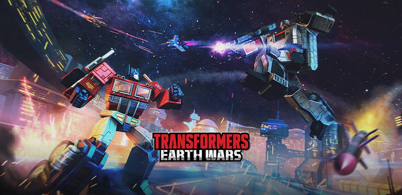Transformers News: Transformers: Earth Wars Event - Hail to the King