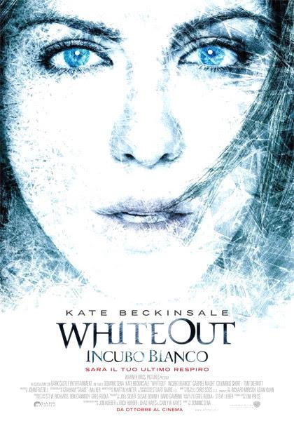 Locandina italiana Whiteout - Incubo Bianco