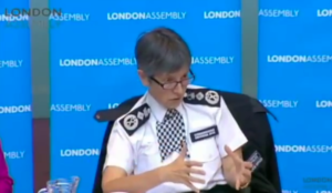 """Video: London's Police Commissioner says rape gangs have """"been part of our society for centuries"""""""