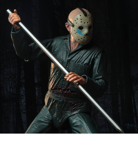 Friday the 13th: A New Beginning Ultimate Roy Burns Figure