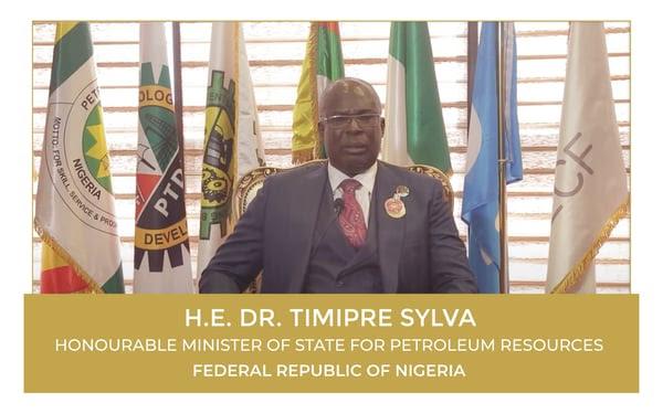 H.E DR Timipre Sylva
