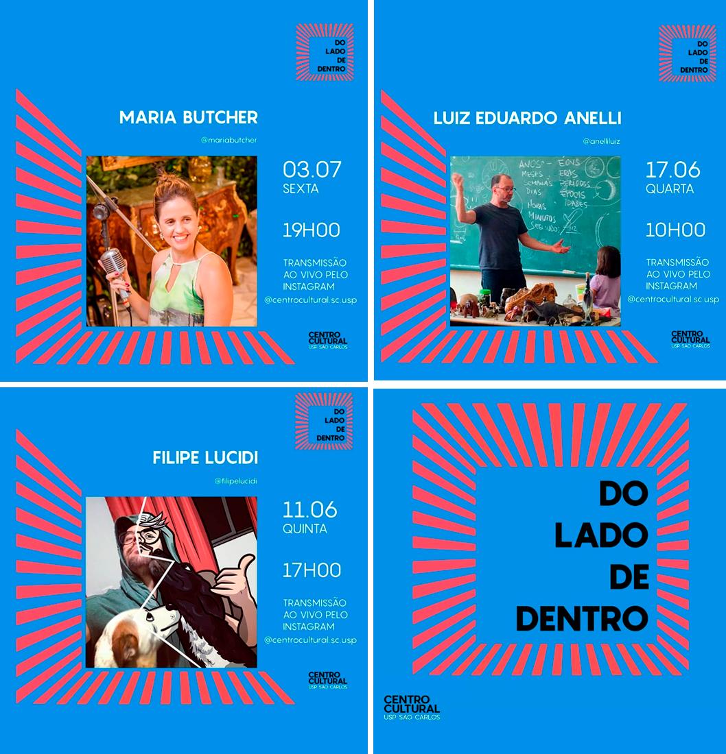 Fotos do Instagram do Centro Cultural USP São Carlos