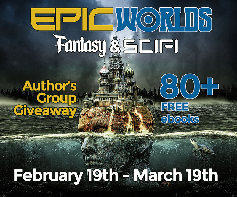 Epic worlds fantasy and scifi giveaway