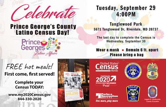 Latino Census Day