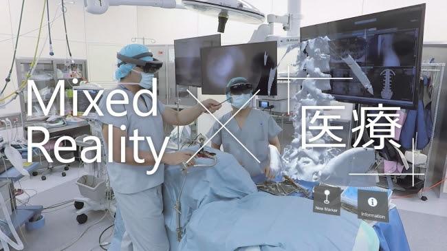MR脊椎・関節手術トレーニングシステムイメージ