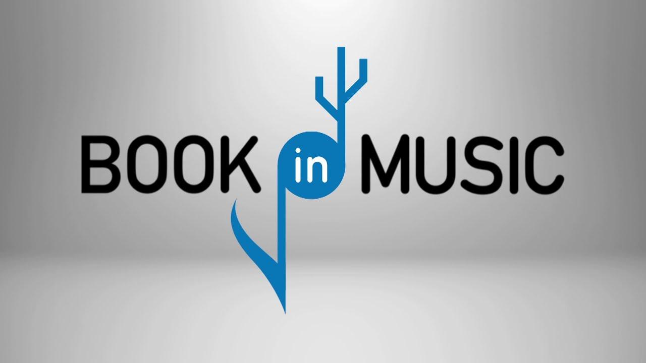 WELCOME #BookInMusic - RDV 2 AVRIL