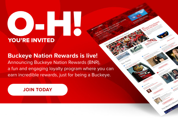 Buckeye Nation Rewards is Live!