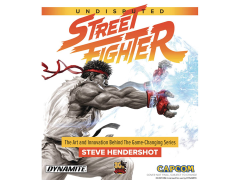 UNDISPUTED STREET FIGHTER HARDCOVER ART BOOKS