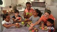 Food and kids