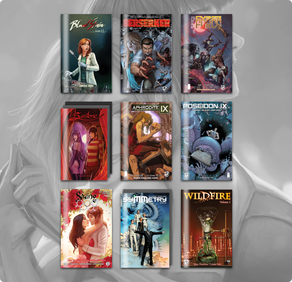 The Humble Comics Bundle: Sex & Science by Top Cow