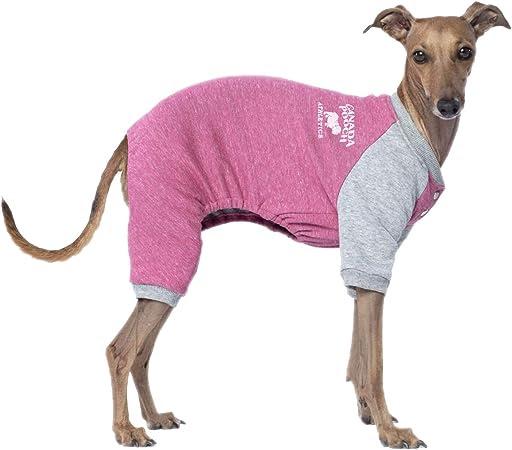 Amazon.com : Canada Pooch | Frosty Fleece Dog Sweatsuit | Plush ...