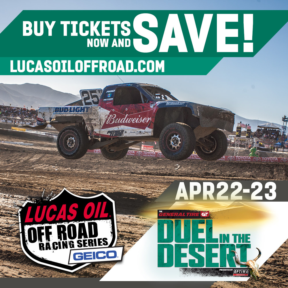 lucas oil duel in the desert