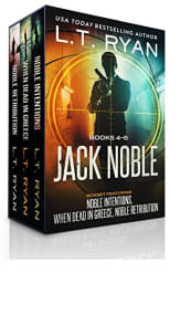 Jack Noble: Books 4–6 by L.T. Ryan