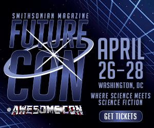Smithsonian Magazine Future Con
