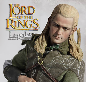 LORD OF THE RINGS LEGOLAS 1/6 SCALE LUXURY FIGURE