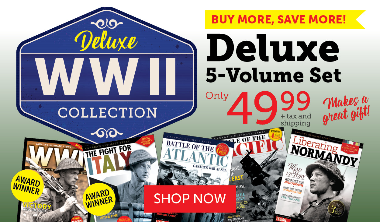 WW II Deluxe Collection!