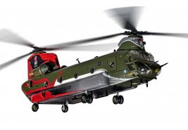 AA34215   Corgi 1:72   Boeing Chinook HC.4 ZA712 RAF No.18 (B) Squadron 100 Years