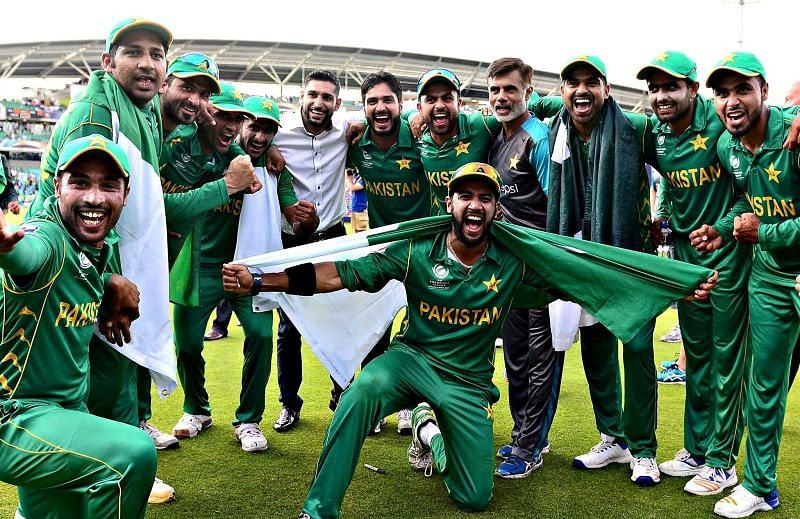 Pakistan would hope to register their first win against India in ICC World Cup