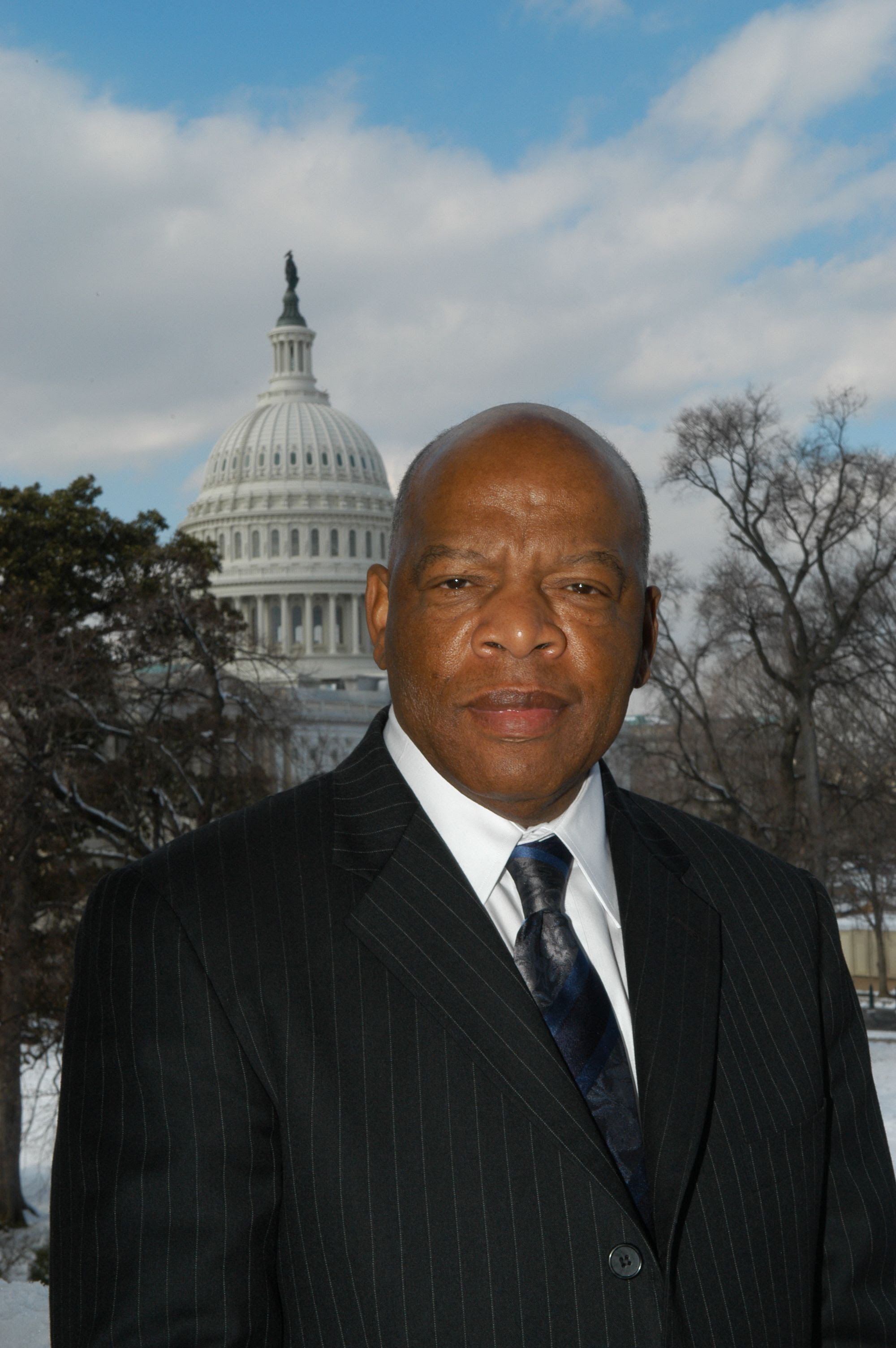 Rep. John Lewis official