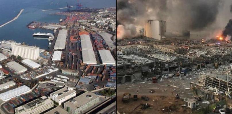 Beirut-devastation