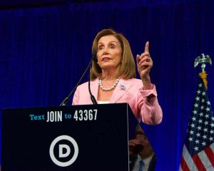 Nancy Pelosi Does The UNTHINKABLE On Camera...
