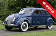 1934 DeSoto Airflow 6 Cylinder Sedan (RHD)