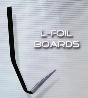 L-foil boards