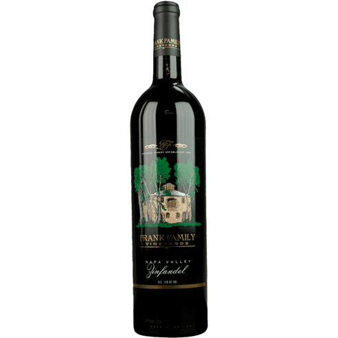 Frank Family Zinfandel Napa | Total Wine & More