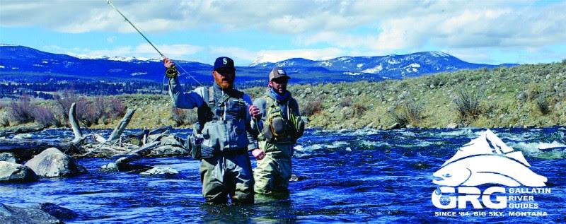 Gallatin River Guides April 2017
