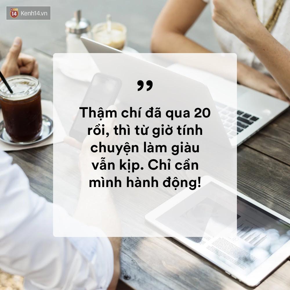 Người trẻ Việt yếu nhất hai kỹ năng quan trọng nhất của việc làm giàu: Quản lý chi tiêu cá nhân và đầu tư tài chính! - Ảnh 7.