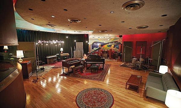 Electric Lady Studios, New York, USA