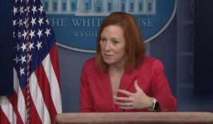 Fox News Reporter Calls Out Psaki on Double Standard, Her Response is Pathetic