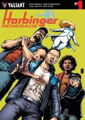 Read Harbinger Renegade