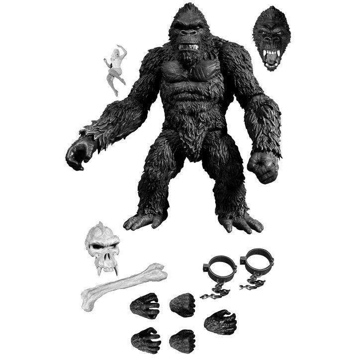Image of King Kong of Skull Island Black & White PX Previews Exclusive