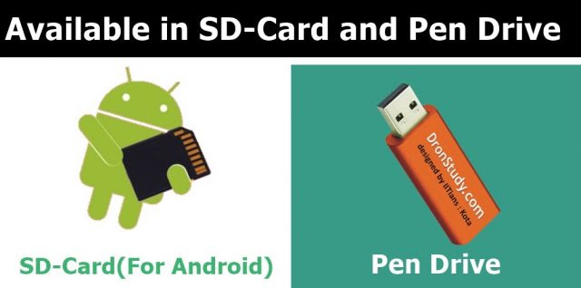 SD Card or Pen Drive for Class 11 Science for AIPMT Medical