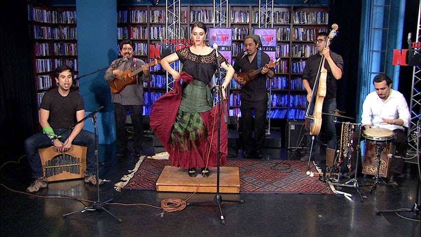 Radio Jarocho is a New York band specializing in son jarocho.