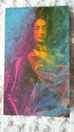 Front of Dr. Vilicki's (?)card