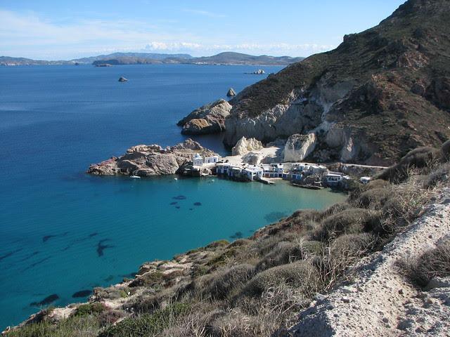 Milos isole greche