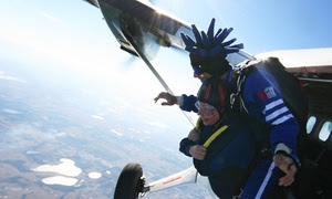 Up to 44% Off Tandem Skydiving