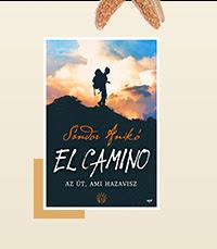 Strandkönyvek - El Camino - Az út, ami hazavisz - Sándor Anikó