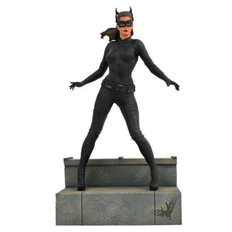 Image of The Dark Knight Rises Gallery Catwoman Figure - MAY 2019