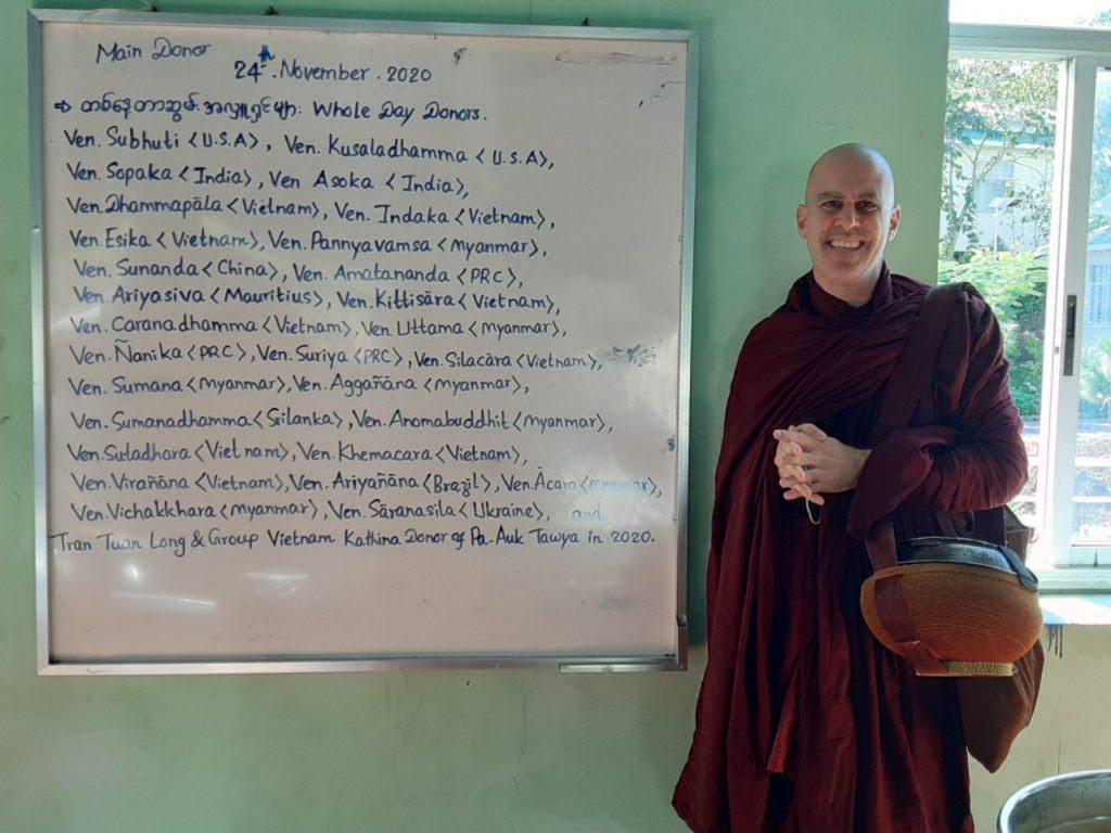 Wisdom Quarterly: American Buddhist Journal: Ask a Monk