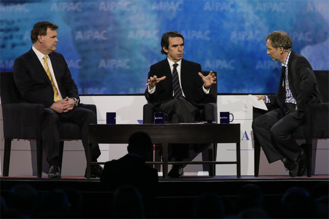 Aznar's Remarks in the AIPAC Policy Conference