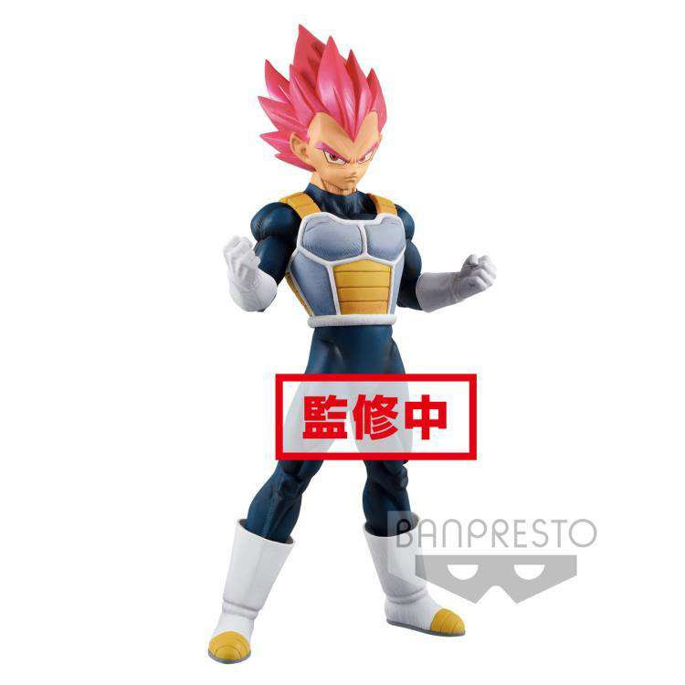 Image of Dragon Ball Super the Movie Chokoku Buyuden Super Saiyan God Vegeta