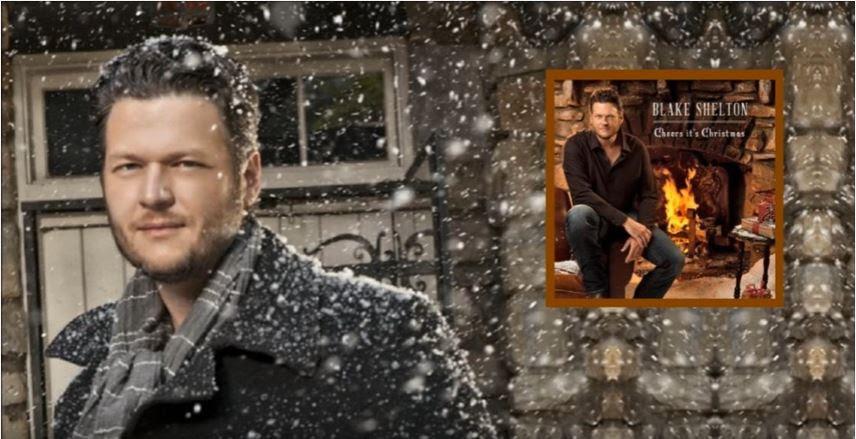 Blake Shelton - CD de Noel